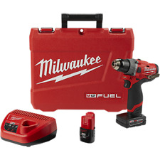 Milwaukee 2504 22 M12 Fuel 12 Hammer Drill Kit