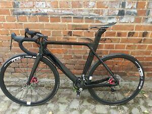 rennrad carbon54 THM Kurbel DT Swiss Laufradsatz 1x11 SRAM DoubelTap Schaltung
