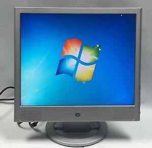 """HP VS17 17"""" LCD Monitor"""