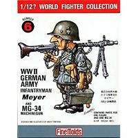 1/12 world fighter series FT6 Germany Army foot soldier Mayer