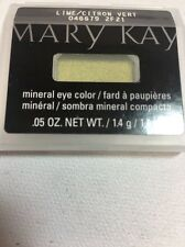Mary Kay Mineral Eye Color Shadow, Lime Citron Very, 046679, .05 oz.