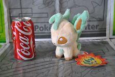 Pokemon Center Leafeon Pokedoll Plush 2008 Japanese LEGIT