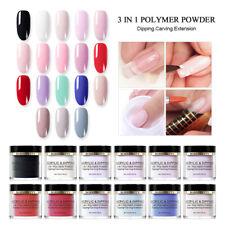 10ml BORN PRETTY Dipping Powder Glitter Dip System Liquid Nail Art Starter Kit