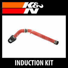 K&N Typhoon Performance Air Induction Kit - 69-1500TWR-K and N High Flow Part