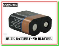 "DURACELL 223 Batteria Pila ""BULK"" CR-P2 EL223 CRP2P SCADE 2027 Foto Photo Flash"