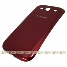 Galaxy S3 Battery Cover Red