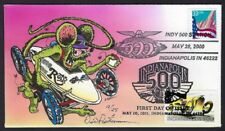 Peterman H.P. Rat Fink in Roth Racer Sc.#4530 Indianapolis 500 Event F.D Cover.