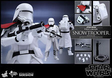 Hot Toys Star Wars: The Force Awakens FIRST ORDER SNOWTROOPER OFFICER Figure 1/6