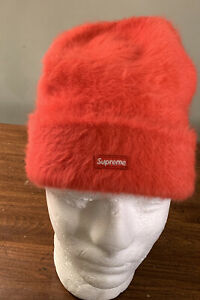 SUPREME/ KANGOL FURGORA RED BEANIE OS (IN HAND) FW20 WEEK 13 AUTHENTIC BRAND NEW
