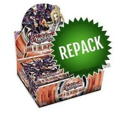 LORD OF THE TACHYON GALAXY Booster Box Repack! 24 Opened Packs In Box 200+ Cards