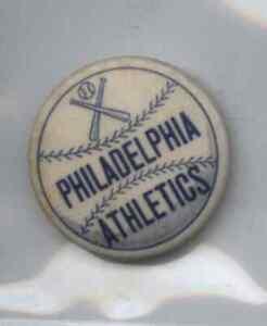 1950s Philadelphia Athletics Pin
