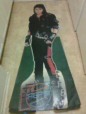 Michael Jackson Pepsi Cardboard Stand Up