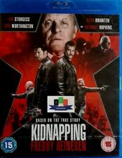 Kidnapping Freddy Heineken (Jim Sturgess) Blue-Ray 2015 New And Sealed