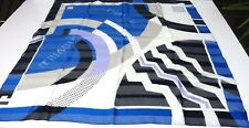 """Vintage Avon FIFTH AVENUE Scarf Made in Italy 34"""" x 34"""" 1986"""