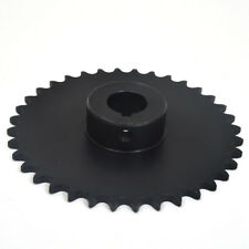 Garage Door 36 Tooth Jack Shaft Sprocket # 41 Chain 41B36 (1 Inch Bore)