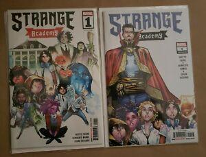 Strange Academy 1