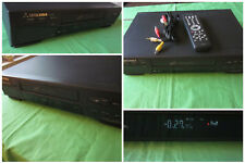 New listing Mitsubishi Hs-U446 HiFi Stereo Vcr Player Remote Control Cables Instructions
