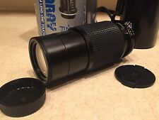 Quantaray MULTI-COATED 80-200MM F/4.5  AUTO ZOOM For Nikon AI In Original Box