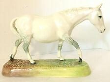 "Royal Doulton Gude Grey Mare Horse Figurine Hn 2569 5""H 8""L Euc"