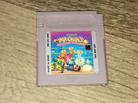 Mr. Chin's Gourmet Paradise Nintendo Game Boy Cleaned & Tested Authentic
