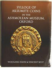 Hahn &West 2016 Sylloge of Aksumite coins in the Ashmolean Museum Ethiopia Aksum