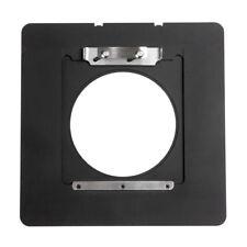 "Cambo 6.41x6.41"" 162x162mm To Linhof Technika Lens Board Adapter Large Format"