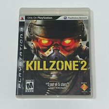 Killzone 2 PS3 Game Sony Playstation 3 Complete Disk & Manual