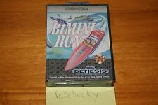 Bimini Run (Sega Genesis) - NEW SEALED US VERSION, NEAR-MINT, RARE!