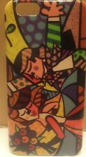 ROMERO BRITTO MAN AND WOMAN DANCING HARD PHONE CASE FOR IPHONE 6 / 6S NEW