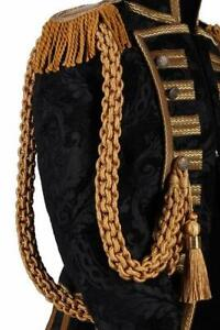 Lanyard  Gold Ceremonial Cord Captain Military Naval Nelson Prince King