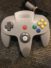 Nintendo 64 N64 Official Controller Gray OEM Original