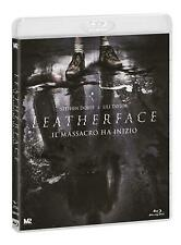 Leatherface (2017) - Blu Ray Disc -