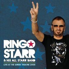 Ringo Starr, Ringo S - Live at the Greek Theatre 2008 [New CD]
