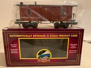 MTH 20-90234 Western Maryland 19th Century Caboose NIB