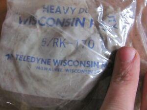 NOS Wisconsin RK-170 Engine Crankshaft Oil Sling Slinger VH4D