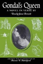 Gondals Queen:  a Novel in Verse, Paperback by Bronte, Emily