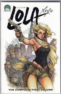 Lola XOXO Vol 1 NM+ New Unread TPB Trade Paperback Apsen Siya Oum #1-6
