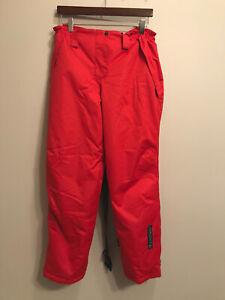 Spyder Womens Entrant Dermizax-EV Ski Snow Pants Size Medium
