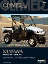 Clymer Repair Manuals Yamaha RHINO 700 FI 4x4 Auto 2008 UTV M291 70-0291 27-M291