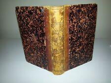 Rare 1858 La Chute d'un Ange Episode par M. de Lamartine