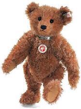 NEW STEIFF British Collectors Bear MOHAIR TEDDY LTD Ideal I Love You Gift 663246