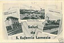 CARTOLINA d'Epoca: S. EUFEMIA LAMEZIA - CATANZARO