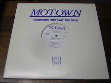 Marvin Gaye 80s SOUL MOTOWN DJ LP In Our Lifetime 1981