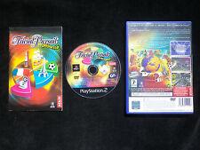 TRIVIAL PURSUIT DEJANTE : JEU Sony PLAYSTATION 2 PS2 (complet, envoi suivi)
