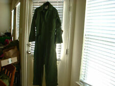 US ARMY TYPE 1 SATEEN COVERALLS UNILITY SIZE SMALL NEW
