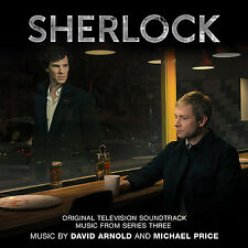 Sherlock OST - Music From Series 3 - David Arnold & Michael Price