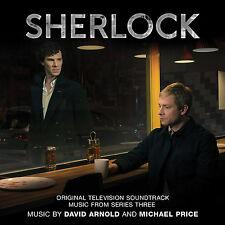 Sherlock OST - Music From Series 3 - David Arnold & Michael Price