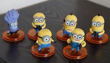 Despicable Me, Minions set of 6 decoration mini figures