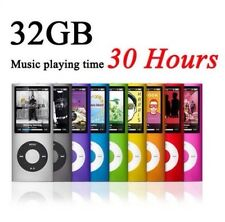 32GB Internal Memory MP3/MP4 Music Player (Blue) (Brand New)