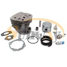 46mm Cylindre Piston kit Valve décompression Pour Husqvarna 55 51 Tronçonneuse